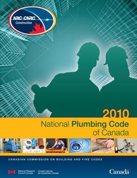 National Plumbing Code of Canada 2010