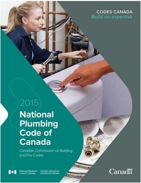 Ontario Plumbing Code Book