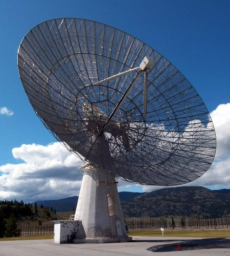 dominion radio astrophysical observatory research facility