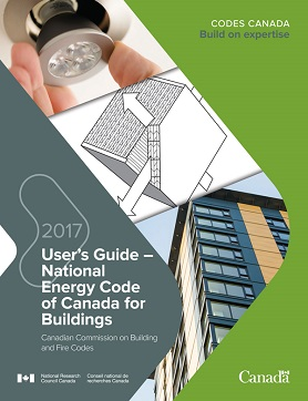 User's Guide – National Energy Code of Canada for Buildings 2017