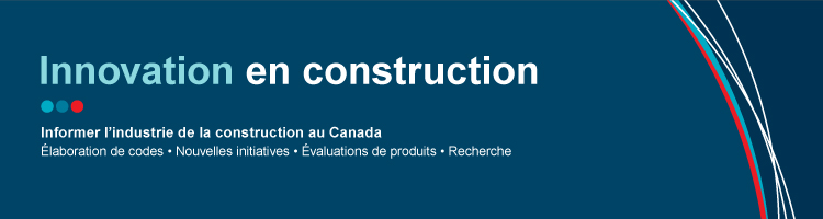 Innovation en construction